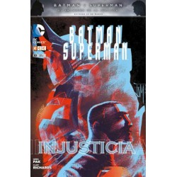 BATMAN/SUPERMAN Nº 30 INJUSTICIA
