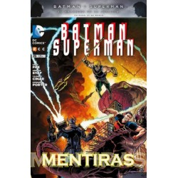 BATMAN/SUPERMAN Nº 29 MENTIRAS