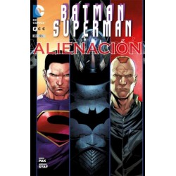 BATMAN/SUPERMAN Nº 28 ALIENACIÓN