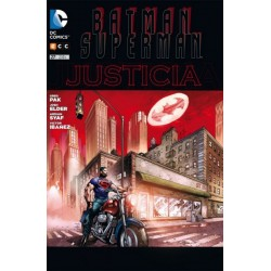 BATMAN/SUPERMAN Nº 27 JUSTICIA