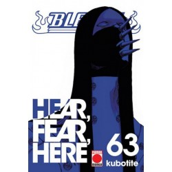 BLEACH Nº 63