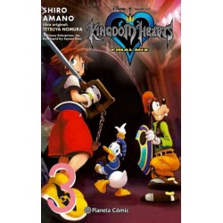 KINGDOM HEARTS: FINAL MIX Nº 3