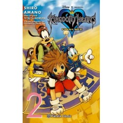 KINGDOM HEARTS: FINAL MIX Nº 2
