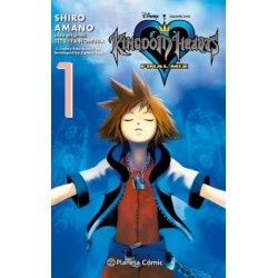 KINGDOM HEARTS: FINAL MIX Nº 1