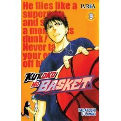 KUROKO NO BASKET Nº 9