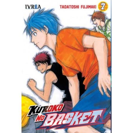 KUROKO NO BASKET Nº 7