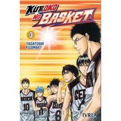 KUROKO NO BASKET Nº 3