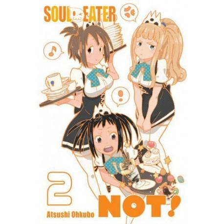 SOUL EATER NOT! Nº 2