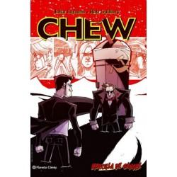 CHEW Nº 10 MORCILLA DE SANGRE