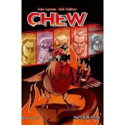 CHEW Nº 9 PALITOS DE POLLO