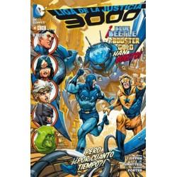 LIGA DE LA JUSTICIA 3000 Nº 3
