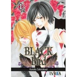 BLACK BIRD Nº 1