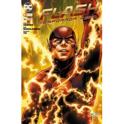FLASH: TEMPORADA CERO Nº 10
