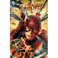 FLASH: TEMPORADA CERO Nº 9