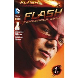 FLASH: TEMPORADA CERO Nº 1
