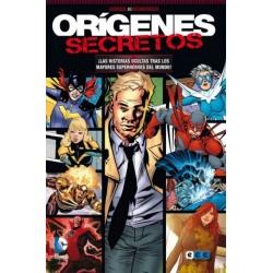 ORÍGENES SECRETOS Nº 4 BATGIRL / CONSTANTINE