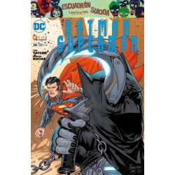 BATMAN/SUPERMAN Nº 34