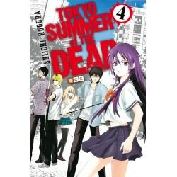 TOKYO SUMMER OF THE DEAD Nº 4