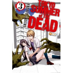 TOKYO SUMMER OF THE DEAD Nº 3