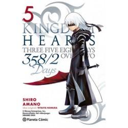 KINGDOM HEARTS 358/2 DAYS Nº 5