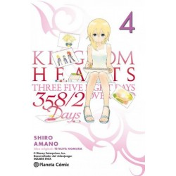 KINGDOM HEARTS 358/2DAYS Nº 4