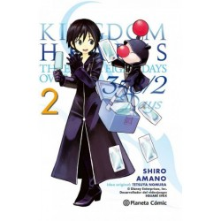 KINGDOM HEARTS 358/2 DAYS Nº 2