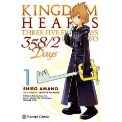 KINGDOM HEARTS 358/2 DAYS Nº 1