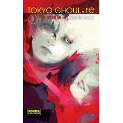 TOKYO GHOUL: RE Nº 5