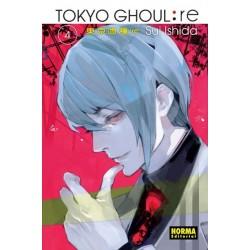 TOKYO GHOUL: RE Nº 4