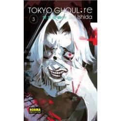 TOKYO GHOUL: RE Nº 3
