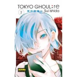 TOKYO GHOUL: RE Nº 2