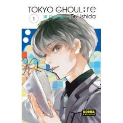 TOKYO GHOUL: RE Nº 1