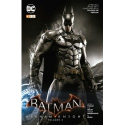 BATMAN: ARKHAM KNIGHT-PRECUELA Nº 3