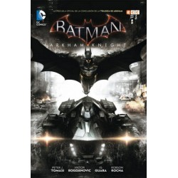 BATMAN: ARKHAM KNIGHT-PRECUELA Nº 1