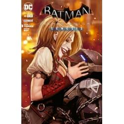 BATMAN: ARKHAM KNIGHT-GÉNESIS Nº 4