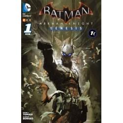 BATMAN: ARKHAM KNIGHT- GÉNESIS Nº 1