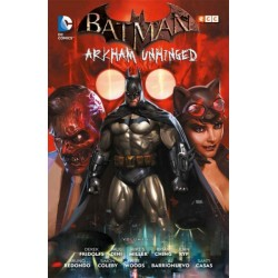 BATMAN: ARKHAM UNHINGED Nº 1