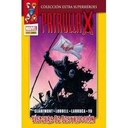 PATRULLA X: VÍSPERAS DE DESTRUCCIÓN
