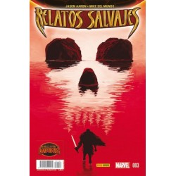 SECRET WARS: RELATOS SALVAJES Nº 3
