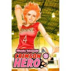 CRIMSON HERO 15