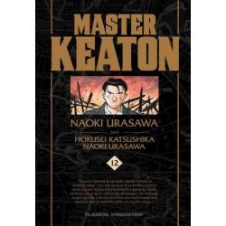 MASTER KEATON Nº 12