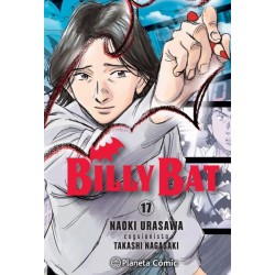 BILLY BAT Nº 17