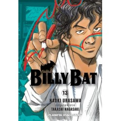 BILLY BAT Nº 13