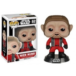 FIGURA POP! STAR WARS: NIEN NUNB