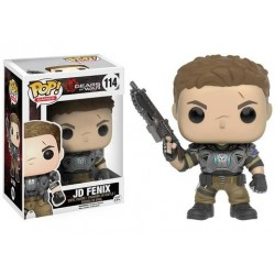 FIGURA POP! GEARS OF WAR: JD FENIX