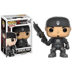 FIGURA POP! GEARS OF WAR: MARCUS FENIX