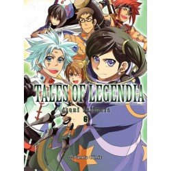 TALES OF LEGENDIA Nº 6