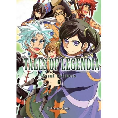 TALES OF LEGENDIA Nº 6