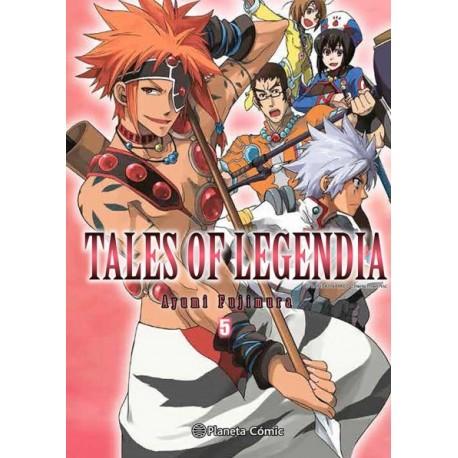 TALES OF LEGENDIA Nº 5