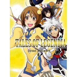 TALES OF LEGENDIA Nº 4